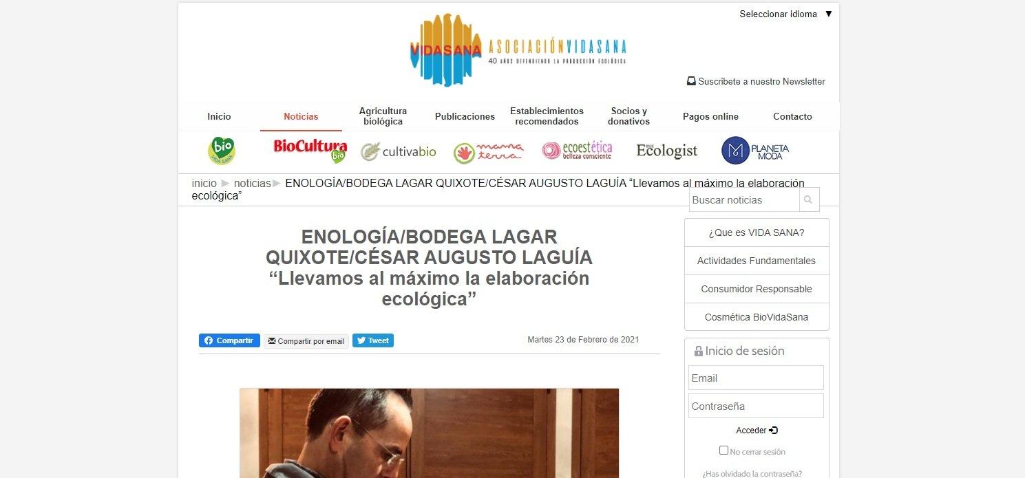 Vidasana.org