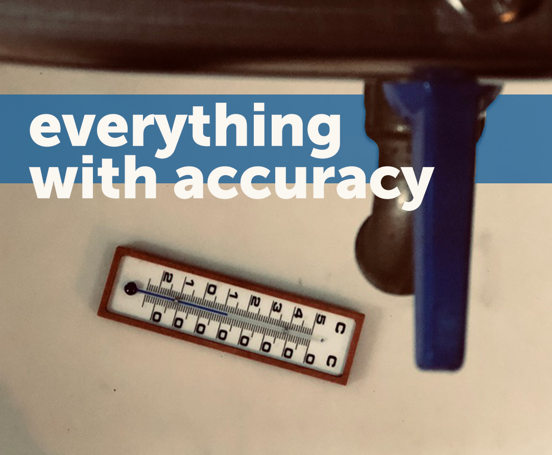 everything with accuracy square